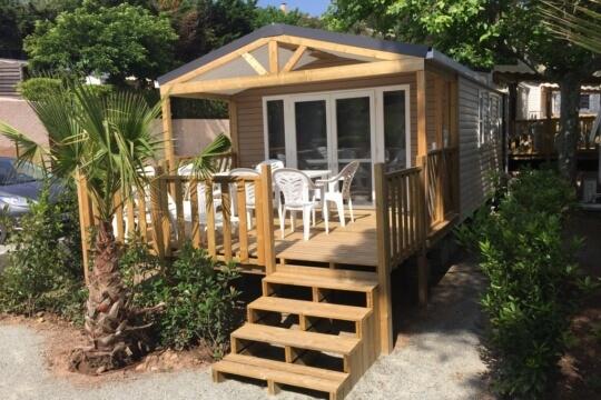 Mobil Home Loggia Bay